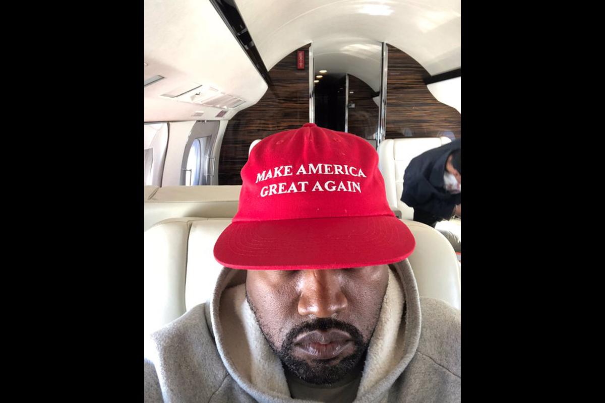 Kanye West en candidatura a presidente de EE.UU quiere regresar el temor y amor a Dios a las escuelas durante su