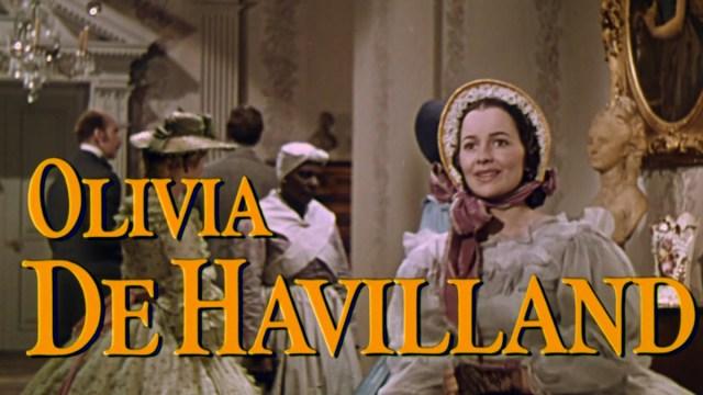 Olivia de Havilland, conocida como Melanie en 'Lo que el viento se llevó' y que derrotó a los estudios de Hollywood, falleció