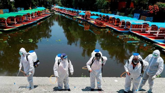 Inicia reactivación del turismo en Xochimilco
