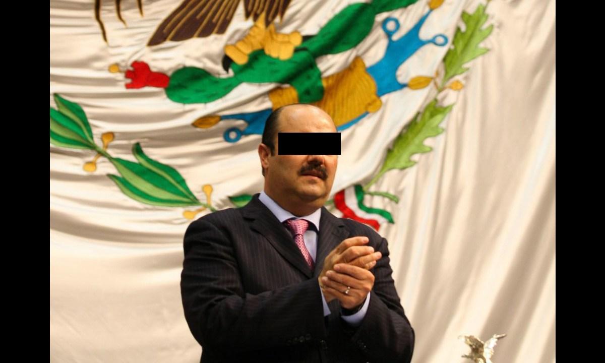 El exgobernador de Chihuahua, César Duarte podría ser extraditado y un juez giró una orden de aprehensión contra su esposa