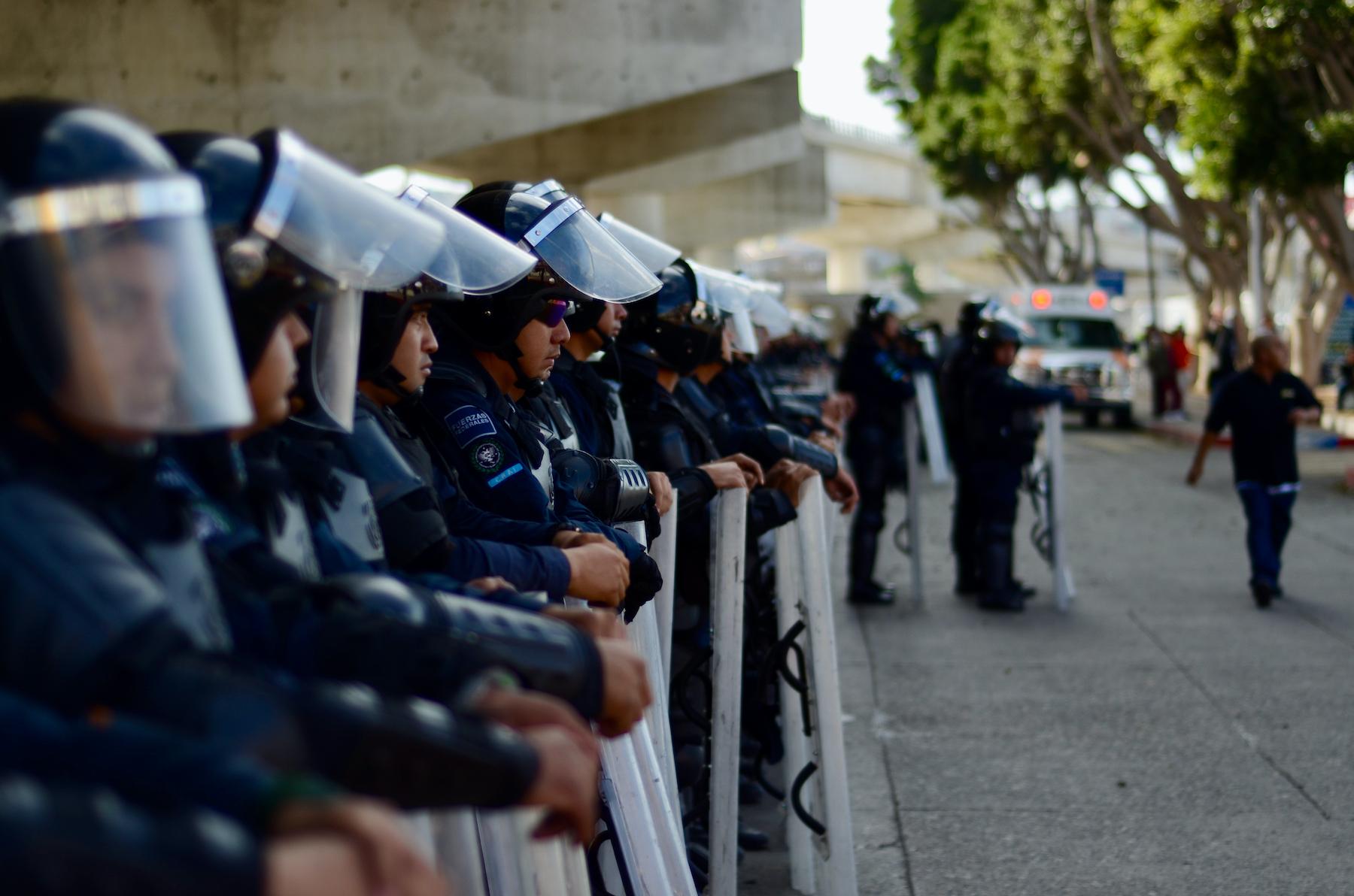 ¿Cuáles son los países con mayor brutalidad y muertes a manos de la policía?