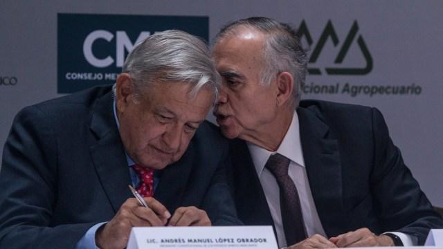 Romo opera a favor de mineras, agroindustria y glifosato: titular de SEMARNAT