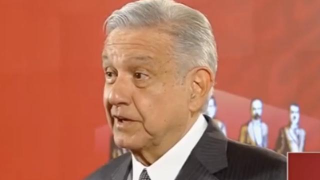El presidente de México, AMLO, habló sobre la declaracion de Emilio Lozoya sobre Calderón y Peña Nieto, Captura Pantalla
