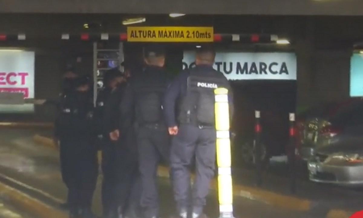 Asalto en joyería de Parque Delta provocó una intensa movilización de la policía capitalina
