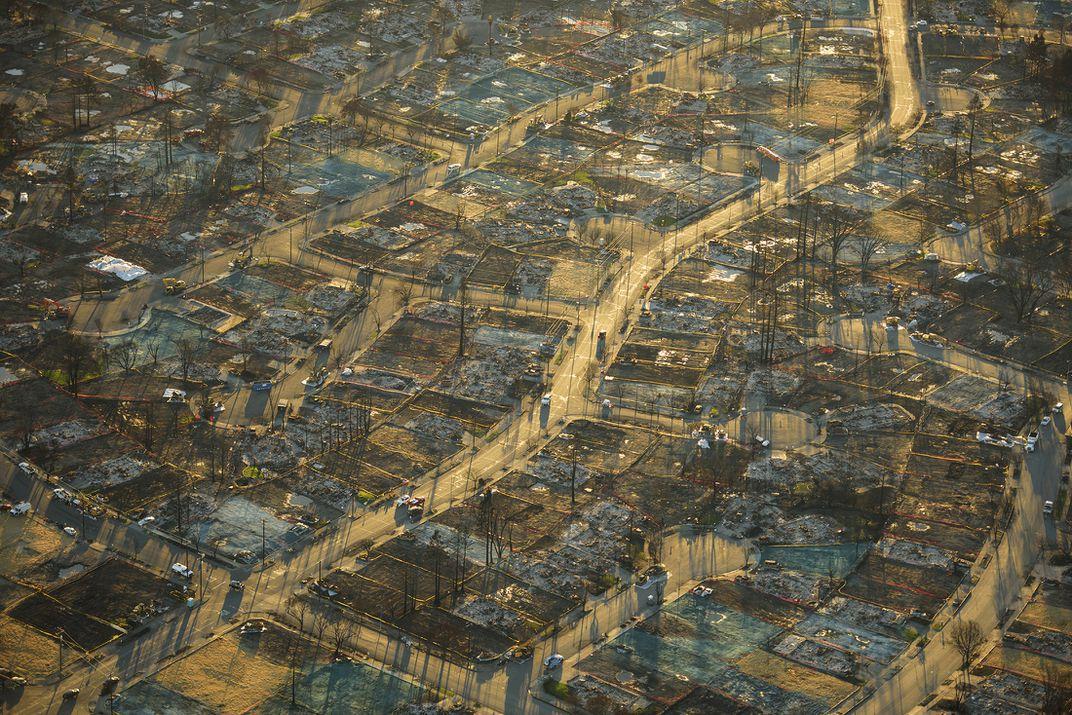 La destrucción del medio ambiente desde el cielo [Fotogalería]