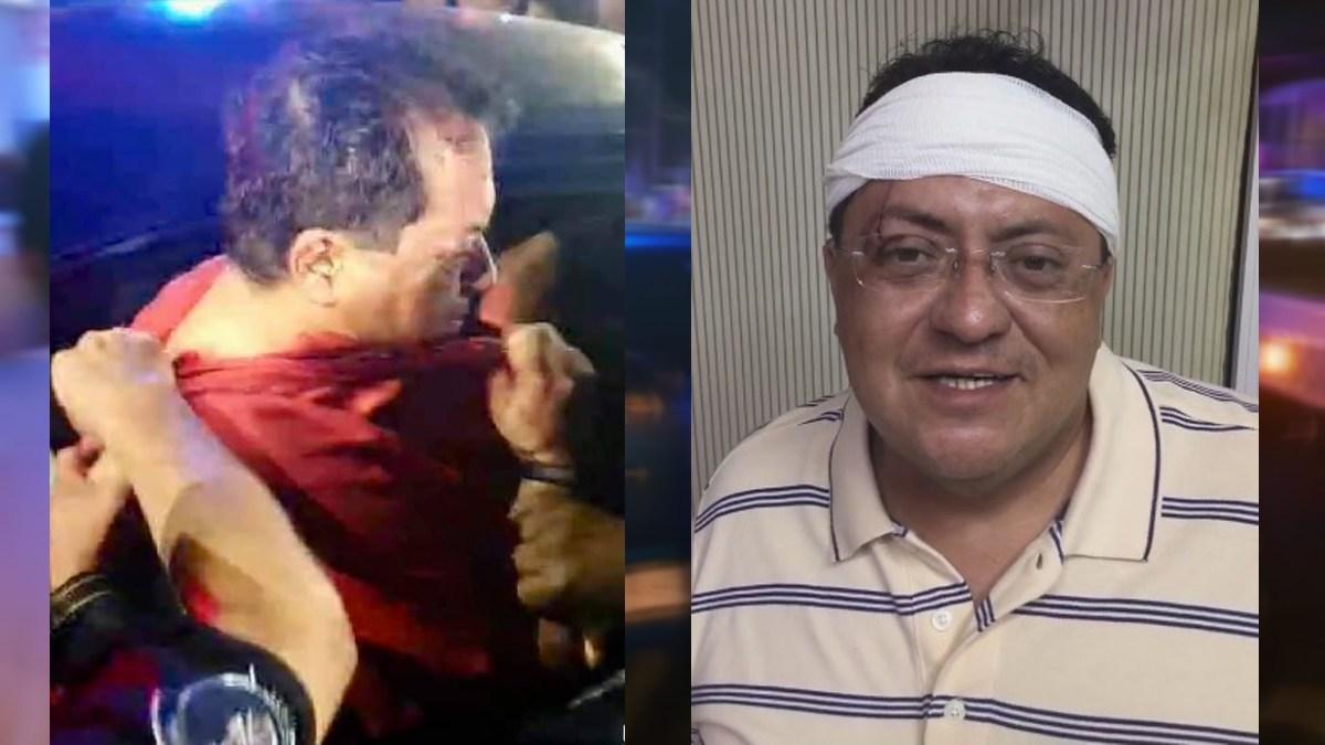 Intentan linchar a ex gobernador de Tabasco