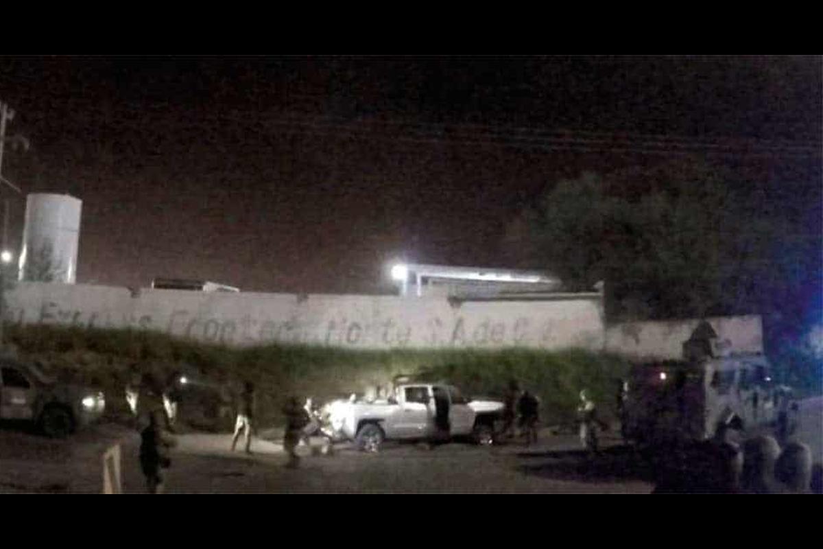 Militares habrían disparado contra civil sometido tras enfrentamiento en Nuevo Laredo, Tamaulipas, Captura de Pantalla