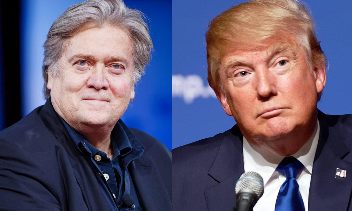 Steve Bannon, ex asesor de Donald Trump, fue detenido por conspiración para cometer fraude en la recaudación de fondos del muro fronterizo