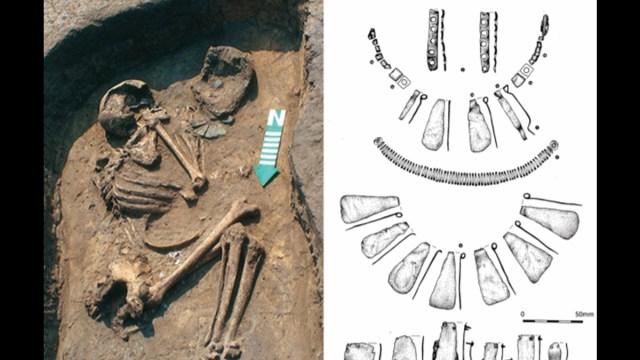 Tumbas prehistóricas revelan que la desigualdad económica existía desde la Edad de Piedra