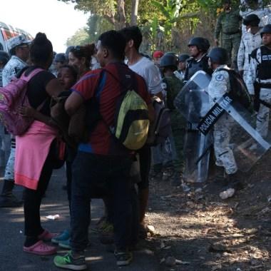 Convocan en Honduras nueva caravana migrante hacia Estados Unidos