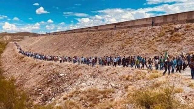 Escala conflicto presa La Boquilla