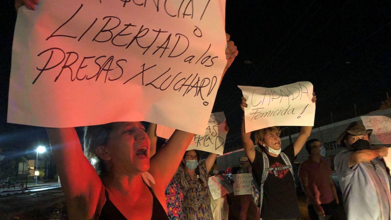 Detienen a 40 feministas en Ciudad Juárez, Chihuahua