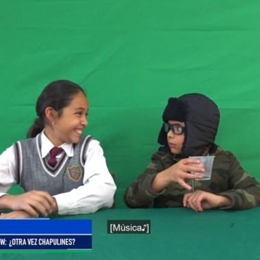 INAH lanza primer noticiero arqueológico realizado niñas y niños