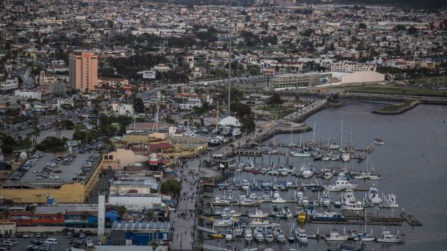 Baja California: encuentran cadáveres de dos estadounidenses en un pozo