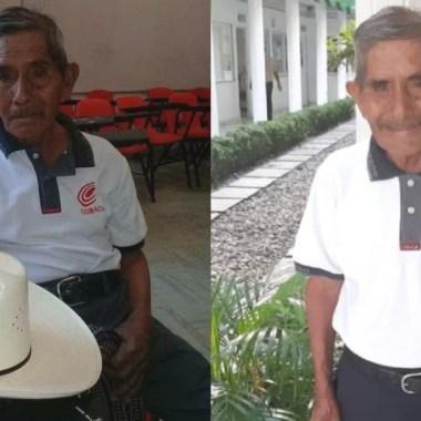 Oaxaca: abuelito de 80 años termina el bachillerato; va por la licenciatura