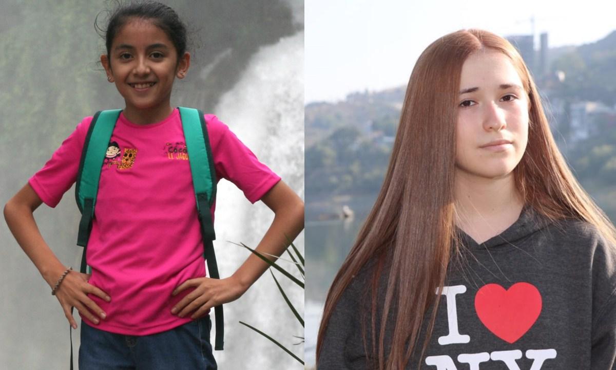 Dos niñas mexicanas obtuvieron el segundo lugar en el 2020 International Young Eco-Hero Award por su labor por el medio ambiente de México