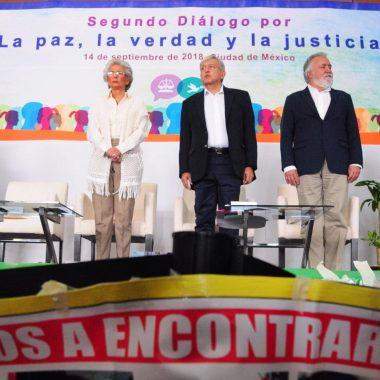 Las promesas de AMLO a las víctimas de la violencia en México