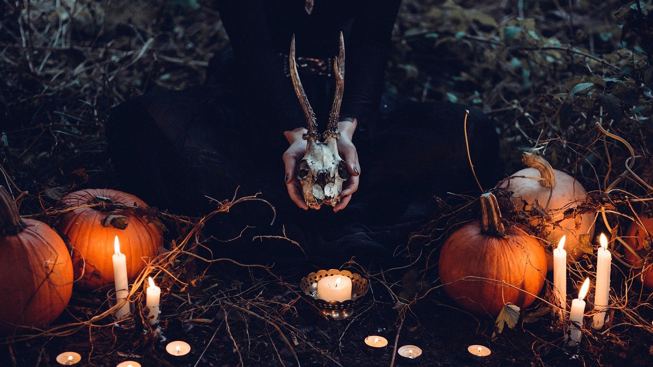 Las raíces del Halloween las podemos encontra en el Samhain, un milenario festival de origen celta para alejar a los malos espíritus