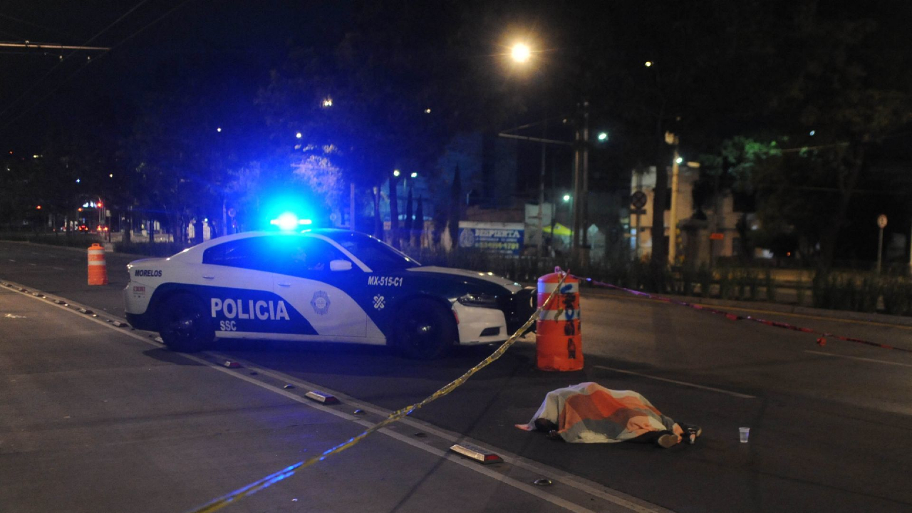 8 mil personas muertes accidentes hechos de tránsito México 2020