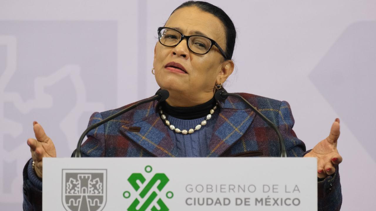 AMLO designa Rosa Icela Rodríguez nueva secretaria de SSC