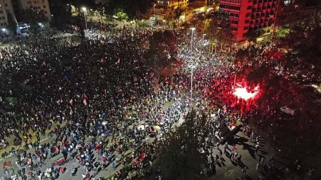 Apruebo Constitución Chile Plebiscito