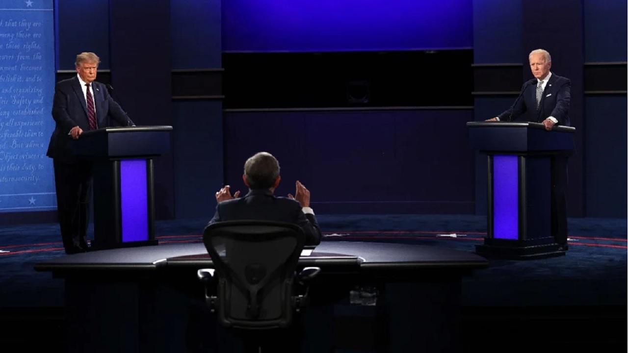 cancelan segundo debate presidencial Estados Unidos