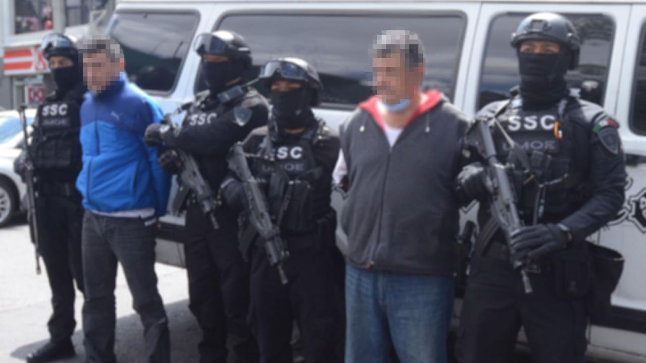 detenidos presuntos responsables abandono medicamento oncológico Azcapotzalco CDMX