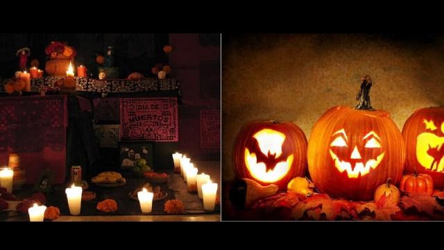 Diferencias Día de Muertos Halloween