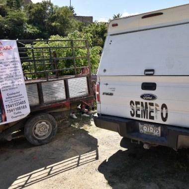 cuerpo desmembrado Ayelín desaparecida Tixtla Guerrero