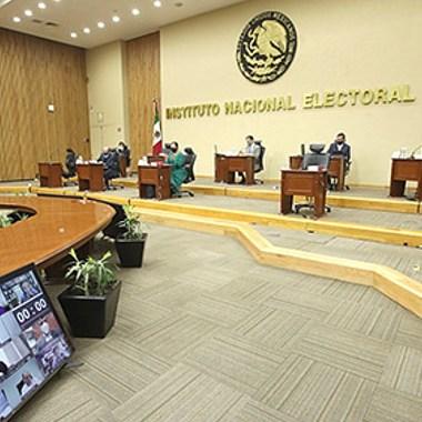 INE prohíbe agresores mujeres candidatos