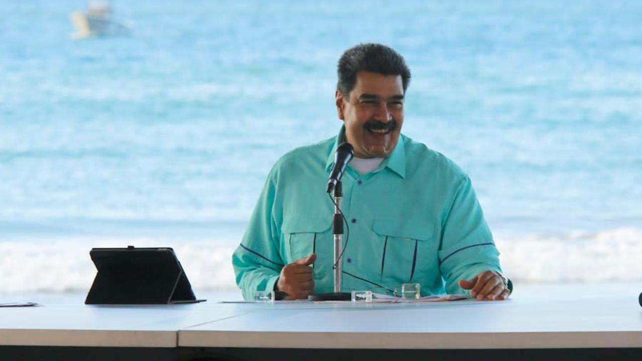Maduro asegura fármaco inhibe 100 por ciento covid-19