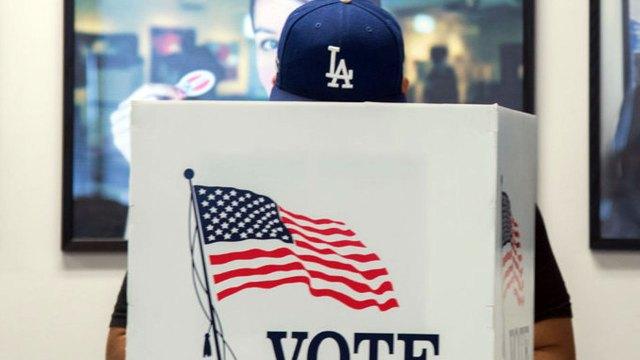 voto elecciones Estados Unidos