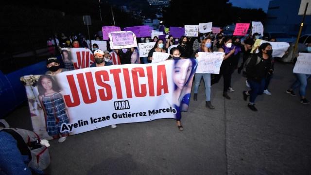 detienen presunto implicado asesinato Ayelín Tixtla Guerrero