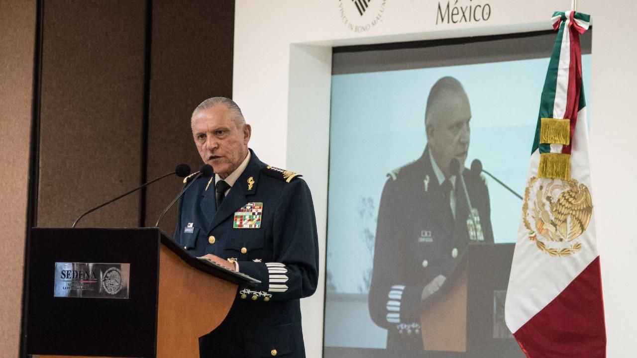 gobierno estados unidos busca incautar bienes General Salvador Cienfuegos Zepeda