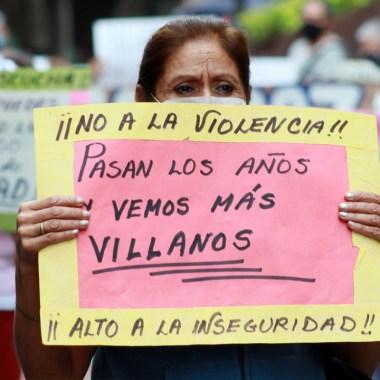 Seis municipios gobernados en el Estado de México, Tabasco, Veracruz y Zacatecas por Morena con mayor percepción de inseguridad: INEGI