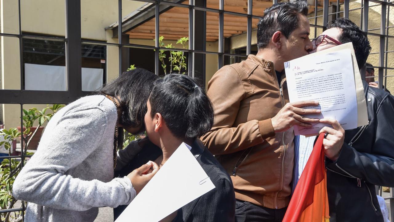 El congreso de Guerrero rechazó el matrimonio igualitario bajo el argumento que es una institución exclusiva para parejas heterosexuales