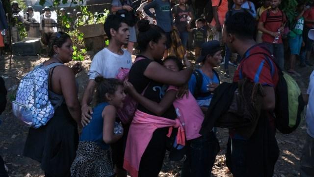 nueva caravana migrante Honduras hacia Estados Unidos