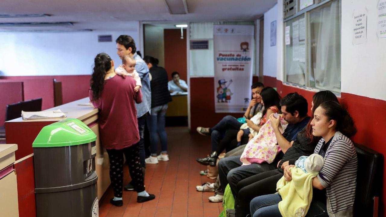 primera niña registrada apellido materno inicio Hidalgo