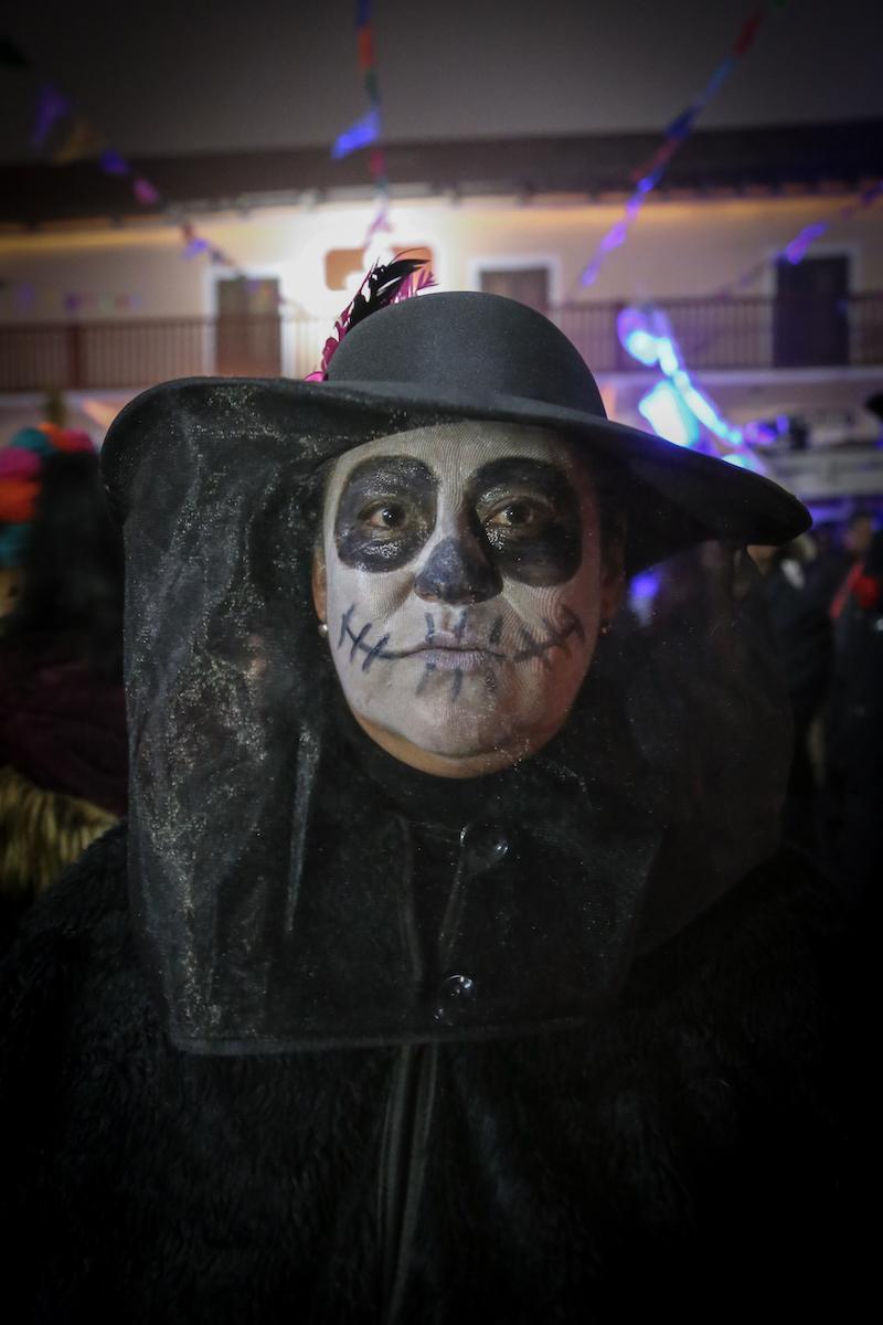Día de Muertos: recordando la celebración en tiempos pre COVID-19 [Fotogalería]