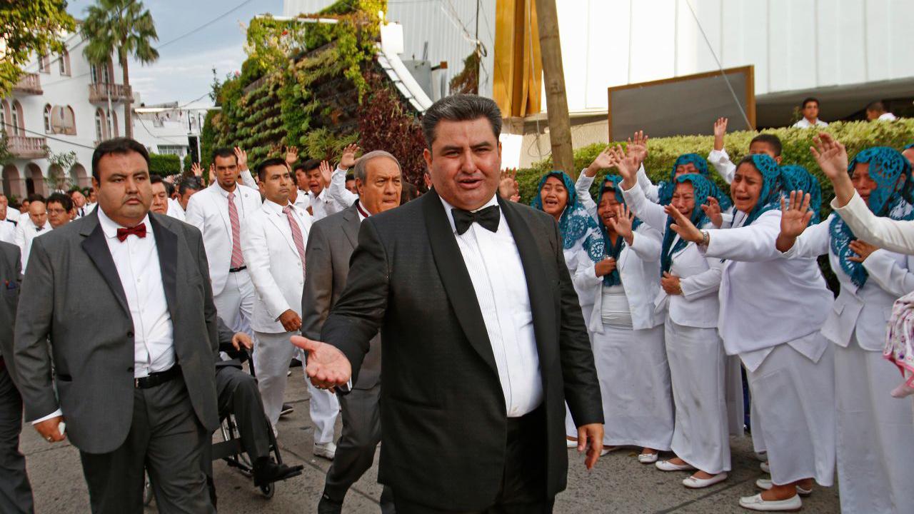 La Fiscalía de California no logró comprobar los cargos de extorsión contra Naasón Joaquín García, líder de la Luz del Mundo