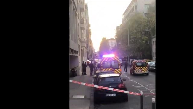 Un sacerdote griego ortodoxo fue herido en un ataque a una iglesia esta tarde en Francia. Los hechos ocurrieron en Lyon