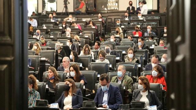 Tras una larga sesión, el Senado de la República aprobó la desaparición de 109 fideicomisos; el dictamen será publicado en el DOF