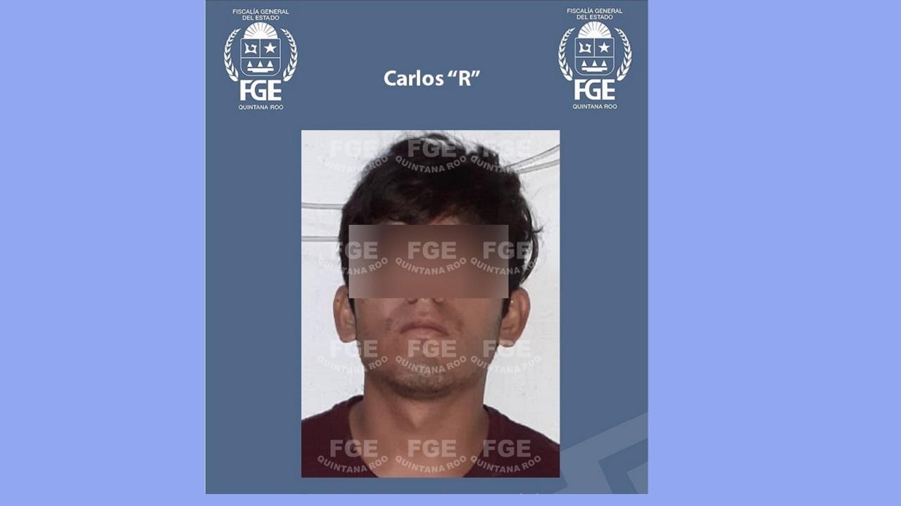 Detienen sujeto homicidio violación bebé Cancún