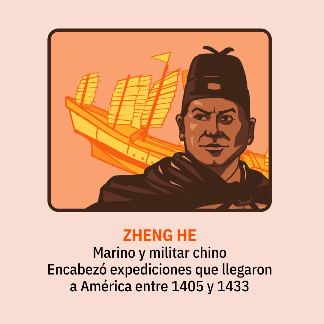 Antes de que Cristóbal Colón llegará a América, hubo otros que llegaron al continente pero que no se les adjudica el descubrimiento