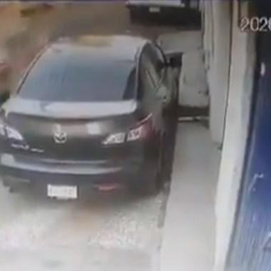 Video muestra como un niño escapa de sus dos secuestradores, que lo habían sustraído en las calles de Tlalpan, CDMX