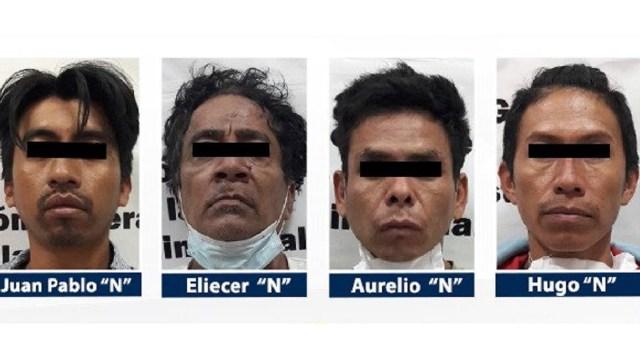 vinculan proceso 4 sujetos feminicidio Ayelín Tixtla Guerrero