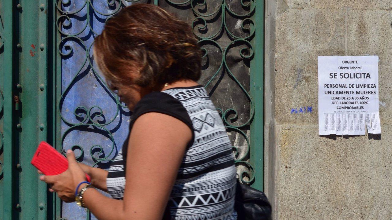 26 millones mujeres no ingresos propios ni acceso mercado laboral México