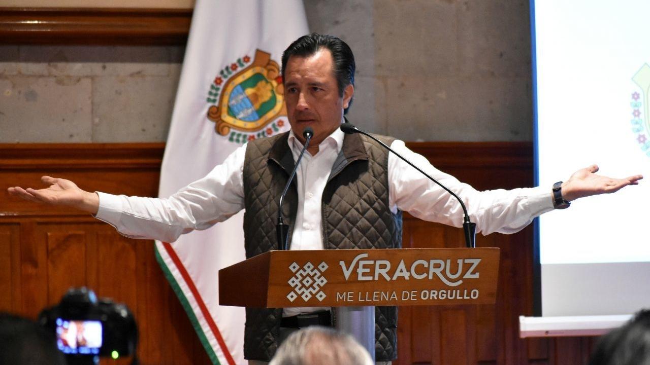 gobernador veracruz afirma Florisel Ríos no pidió protección