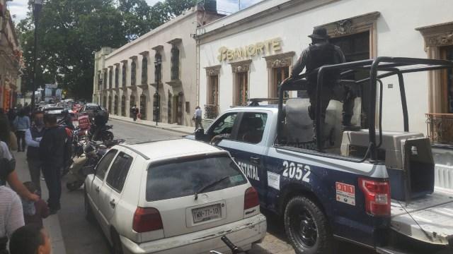 personal SSPO atacado a balazos policías comunitarios Guerrero