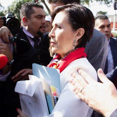 Rosario Robles UIF Estafa Maestra